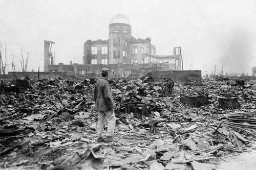 Hiroshima & Nagasaki Were Bombed