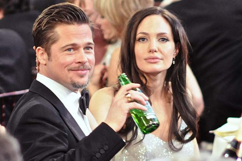 Jolie-Pitt's Divorce