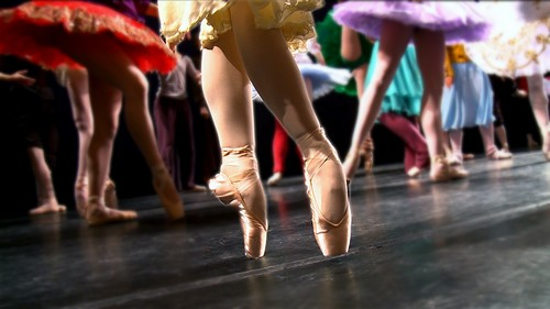 Startling Facts About Ballet Dancers