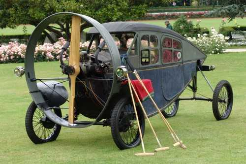rarest cars 1921 Helica De Leyat