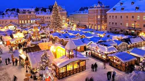 440-Year-Old Christmas Market in France
