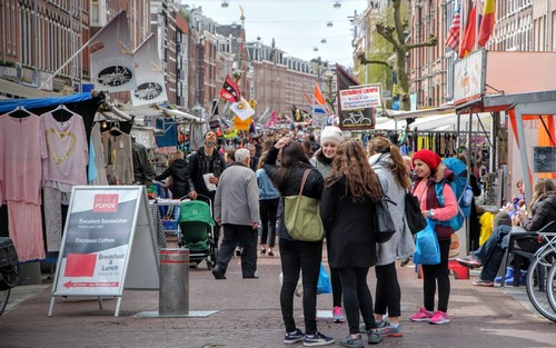 Albert Cuypmarkt Amsterdam