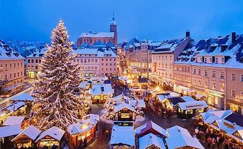 Christmas Market Munich, Germany