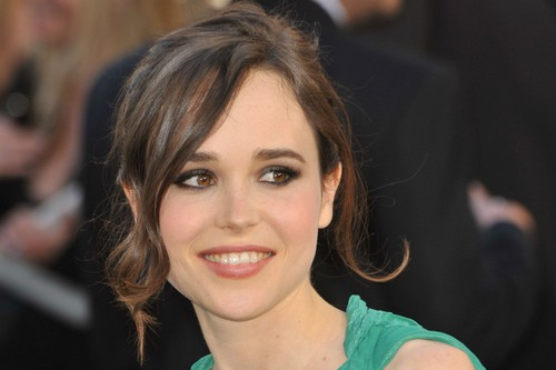 Ellen Page Canadian Beauty