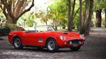 Ferrari 250 GT Spyder Convertible