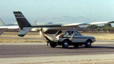 Flyingcar by Henry Smolinski