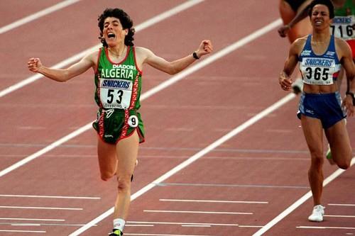 greatest Muslim female athletes