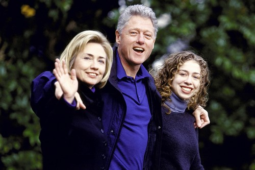 Hillary Rodham Clinton Bill Clinton