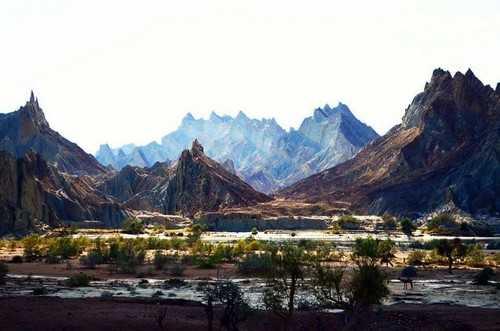 Hingol Balochistan