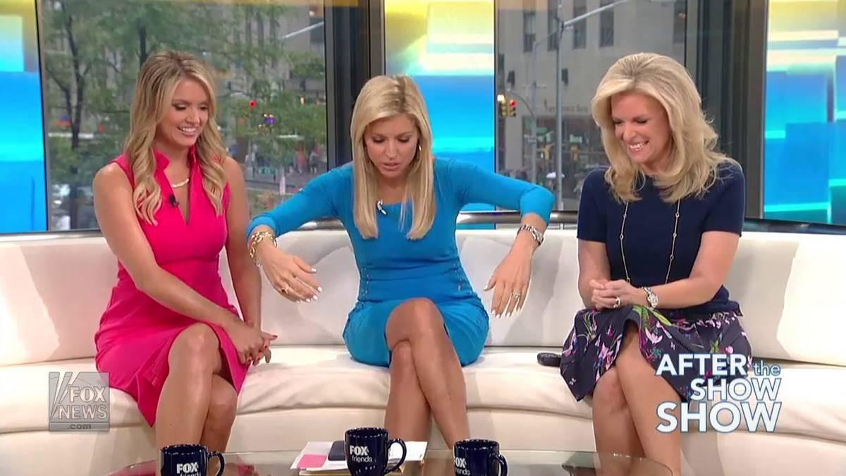 Top 10 Hottest Fox News Female Anchors Fox News Babes