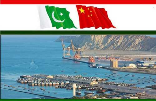 Pak-China Economic Corridor (CPEC)