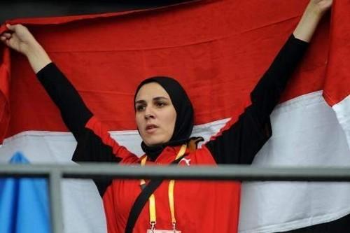 Rania Elwani, Egypt