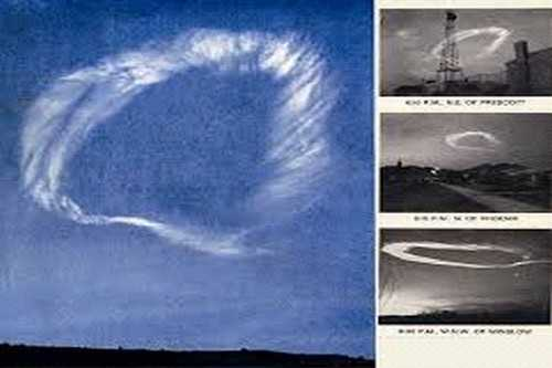 The Mysterious Cloud Of 1963