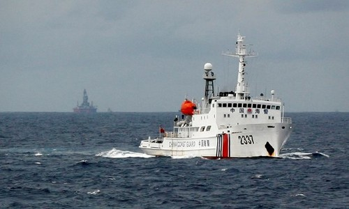 The problems at South China Sea