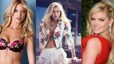 America's Top 10 Most Beautiful Models