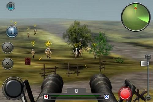Artillery games