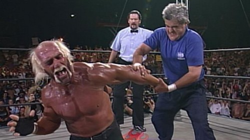 Jay Leno in WCW