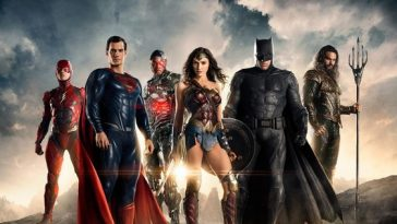 Justice League- part 1