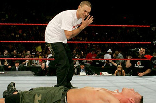 Kevin Federline vs John Cena