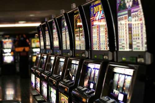 Las Vegas slot machines