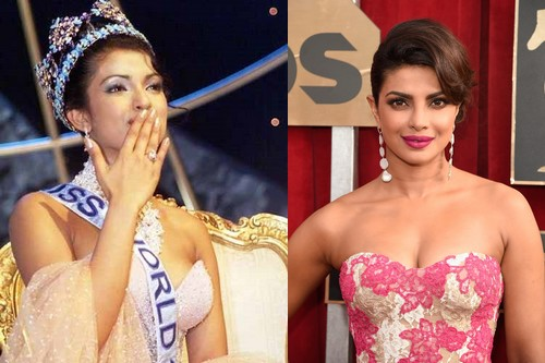 priyanka chopra miss world answer