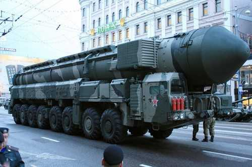 Russian Nuclear Weapons missile