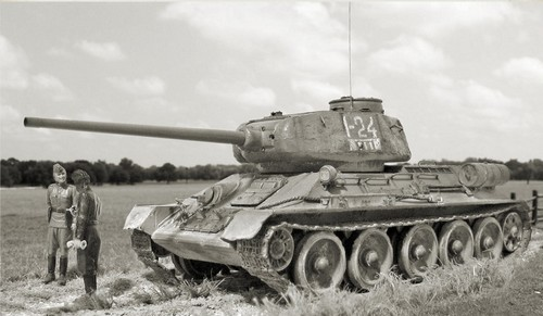 T-34 (Soviet Union)