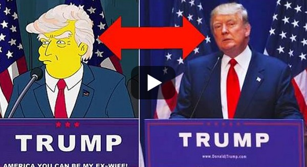 Things that The Simpsons Predicted strangely