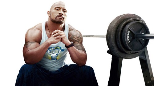 Train Like Dwayne ''The Rock''