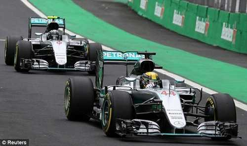 Brazilian Grand Prix GP