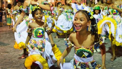 Brazil's fabulous June festival