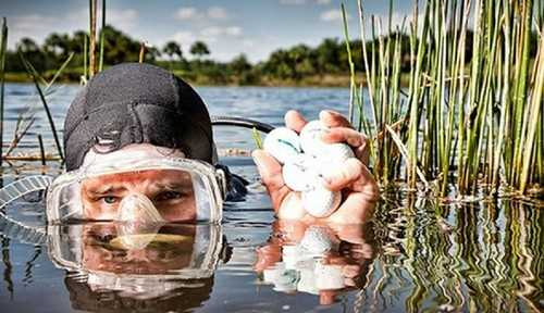 Golf Ball Diver