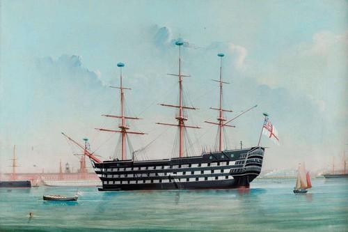 HMS Victory - 1765