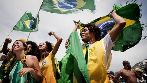 Mixed Race Day Brazil