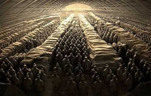Qin Shi Huang Bizarre Deaths in History