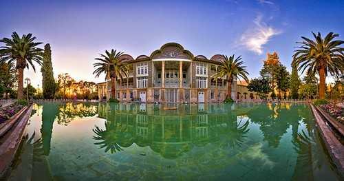 Shiraz Gardens Iran