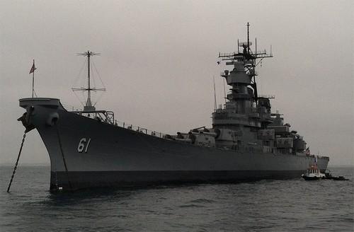 USS Iowa - 1942