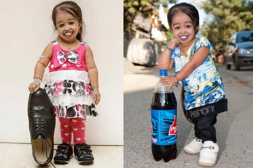 World's Shortest Woman