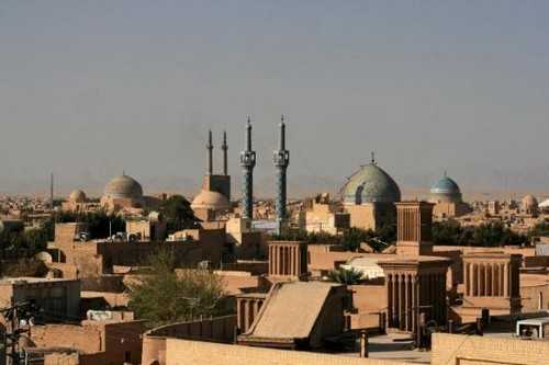 Yazd to Visit in Iran