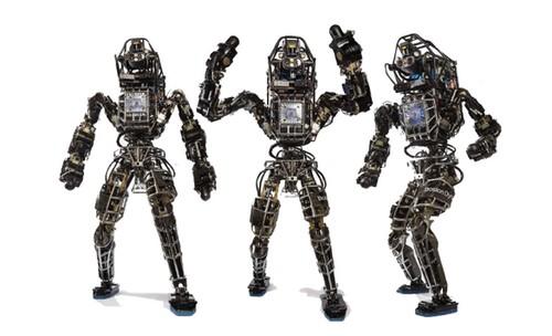 الروبوت الفورمة ودماغ شرايح..أكتر 5 اختراعات يجي منها في 2017