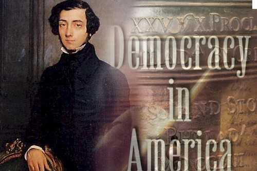 Alexis De Tocqueville Predicted