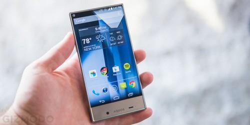 Bezel-less Phones