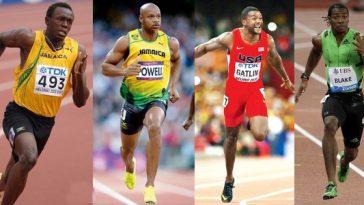Fastest Sprinters Ever