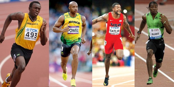 top 10 fastest sprinters ever fastest runners in the world. Black Bedroom Furniture Sets. Home Design Ideas