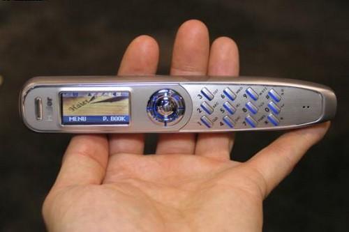 Haier P7 Pen Phone