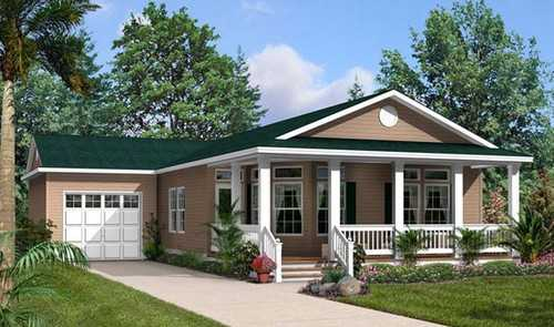Luxury Homes Manufactured Homes