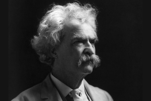 Mark Twain Predicted His Own Death