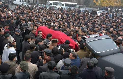 Mysterious death of Zamanbek Nurkadilov