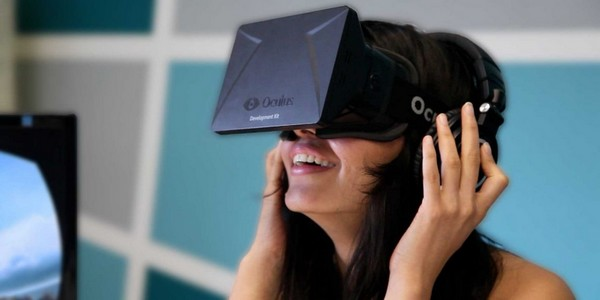 Oculus rift Virtual Reality Headsets
