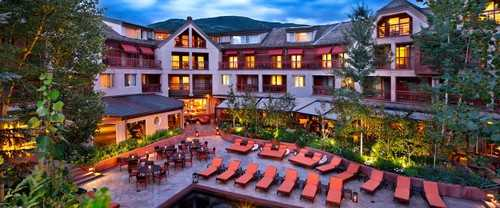 The Little Nell, Aspen, Colorado